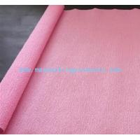 China Flower Crepe Paper,Crepe Wrapping Paper in Different Colors From China on sale