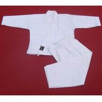 China White Karate Suit on sale