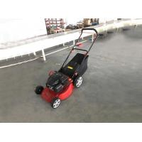 Quality 6HP Portable Gasoline Lawn Mower Self Propelled With Loncin Engine 196CC for sale