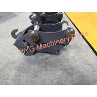 Quality Easy And Quick Install Excavator Quick Hitch , OEM Hydraulic Quick Hitch for sale