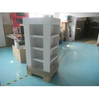 Best Custom point of sale Corrugated Cardboard Display cases retail store fixtures wholesale