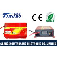 China 12v 50A car Battery charger for power inverter 3 phase , with overload protection on sale