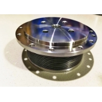 Quality Class600 Pressure NPT Socket Weld Pipe Flanges , SCHXXS Metal Pipe Flange for sale