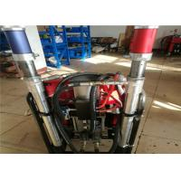 Quality 1Mpa Air Supply Polyurethane Pu Foam Spray Machine 6 - 8 Kg/Min Max Output Flow for sale