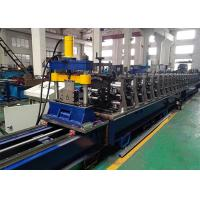 Quality Cassette Type Rack Roll Forming Machine Heavy Duty Upright Racks Producing Use for sale