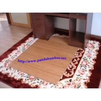 China Floding Bamboo Chair Mat on sale