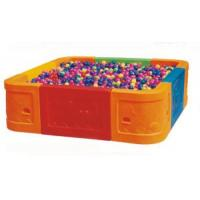 Best Plastic Ball Pool Playground Toys wholesale