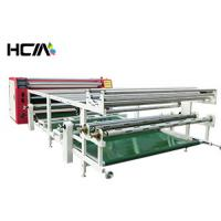 China 1.9m Wide Roller Sublimation Heat Press Machine For Curtain Transfer Printing on sale