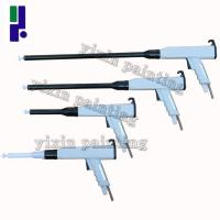 Quality Electric Powder Coating Gun Extension Rod , Spray Gun Plastic Extension Tube for sale