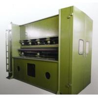Nonwoven Fabric Needle Punching Machine For Carpet / Geo-Textiles / Rags