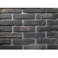 Quality Natural Clay Fired Thin Brick Veneer Interior Walls Building Materials With Antique Type for sale