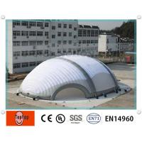 Best Commercial Outdoor Big inflatable tent rentals with custom Logo for Advertising exhibition wholesale