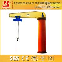 Quality Factory price and BV Certificated Motor Driven jib crane for sale
