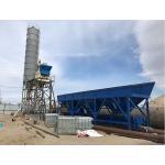 China HZS75 Full Automatic Concrete Batch Mix Plant, Ready Mixed Concrete Plant for sale