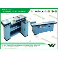 Double Sided Supermarket Checkout Counters Images Images