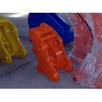 Quality 0.01-12m3 Capacity Excavator Quick Coupler BV Certificated Stardard Type for sale