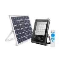Quality 100W Solar Powered IP65 2835 Led Outdoor Flood Light for sale