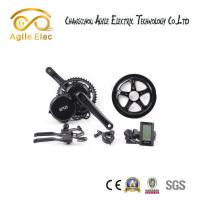 Quality 1000W 8FUN Drive Conversion Mid Motor Kit With 2 Pcs Brake Levers for sale