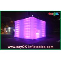 China Lighted Inflatable Air Tent Wedding Decoration Air Inflatable Tent on sale