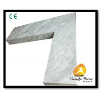 Best Xiamen Kungfu Stone Ltd supply White Marble Bar Tops In High quality wholesale