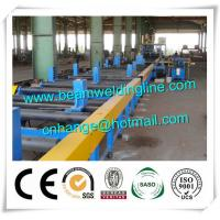 Quality H Beam Production Line , Horizontal Welding Machine for sale