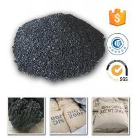 China gold supplier powder granule Black silicon carbide