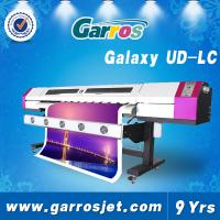 Cheap 1.8m Large Format Eco Solvent Printer Galaxy UD181LC Environmantally Friendly Ink for Flex Banner Printing for sale
