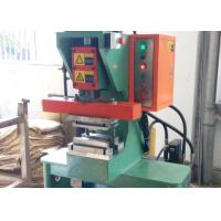 Quality 500kg Portable Hydraulic Hole Punching Machine Simple For Various Punching Bags for sale