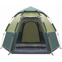 China Camping Tent Backpacking Tents Hexagon Waterproof Dome Automatic Pop-Up Outdoor Sports Tent Camping Outdoor Tent on sale