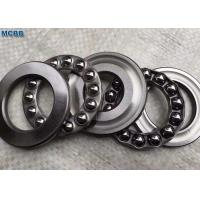 China Anti Rust Thrust Ball Bearings Stable Performance For Mechanical Parts on sale