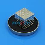Quality magic neodymium magnets block cube for sale