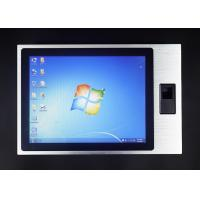 China 8000mAH Battery Embedded Touch Panel PC 15 Inch Size With Finger Printer on sale