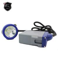 China KL7LM B High performance waterproof miner head lamp for mining with GPS on sale