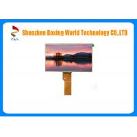 Quality High Brightness Sunlight Readable LCD Display , 1000 Nits Display Resolution 800(RGB)* 480 for sale