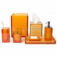 Quality Hotel bathroom accessories sets for sale
