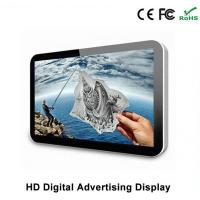 China 1920 x 1080 42InchDigitalSignage / Wall Mounted Digital Advertising Player on sale