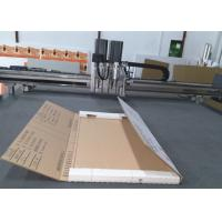 Best Trial Cutting Carton Box Sample Maker Plotter Sample Cutting Machine wholesale