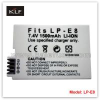 Quality Battery pack LP-E8 for Canon for sale