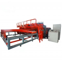 Quality Automatic CNC wire mesh welding machine for subway for sale