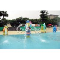 Outdoor Commercial Water Pool Aqua Play Kids Water Playground Cartoon water Spray
