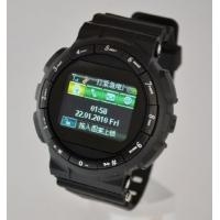 China GD920 Watch Mobile Phone,Wrist Mobile Phone,GSM Quad-band Bluetooth Watch Phone 1.3MP Came on sale