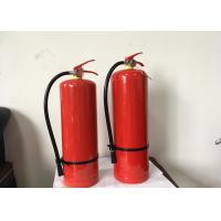 China Stored Pressure Water Mist Fire Extinguisher Black / Red For Household on sale