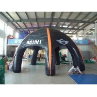Quality Custom Advertising Air Supported Inflatable Dome Tent , Inflatable Giant Tent for sale