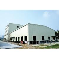 Quality Excellent High Rise Building Structures For Garments Factory Or Shoes Factory for sale