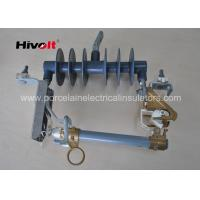 Quality Conventional Type Dropout Fuse Cutout For Distribution Lines / Substations for sale