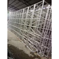 Quality Bolt Square Stage Lighting Truss 400 X 400mm With Aluminum Material for sale