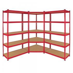 Quality Rivet Corner Shelving System for sale