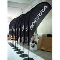 Best outdoor event flag banner wholesale