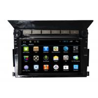 Quality Android / Wince HONDA Navigation System with Corte X A7 Quad core 1.6GHz CPU for sale