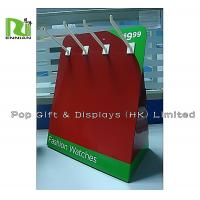 Quality Various Forms Poster Standee Display Cardboard Pos Displays With Digital Printing for sale